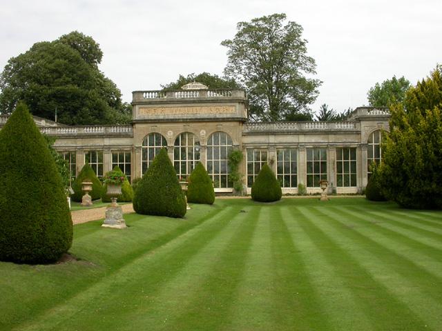 Orangery, Castle Ashby