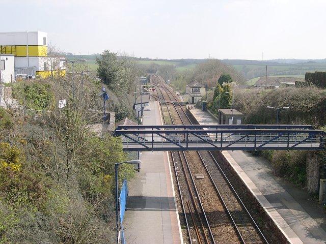 Liskeard Railway Station