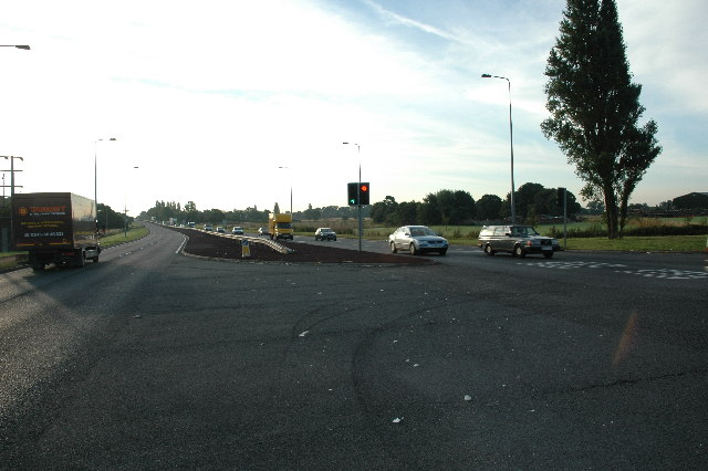 East Lancs Road, near Golborne
