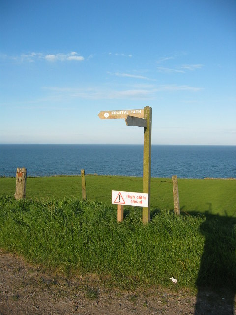 Looking towards Souter Head