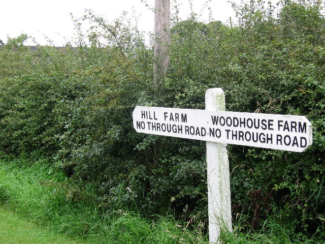 Hill & Woodhouse Farms