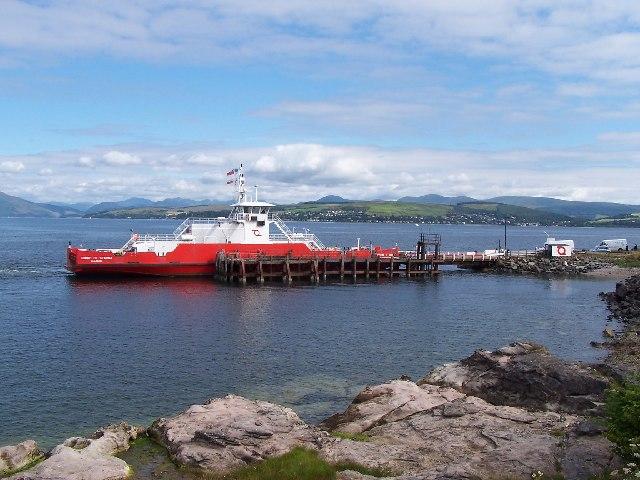 McInroy's Point Pier