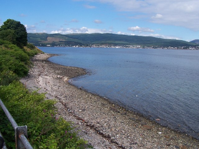 The shore, Cloch Road