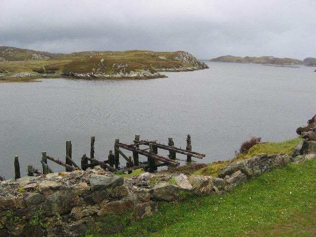 Loch Sgioport (Skipport)