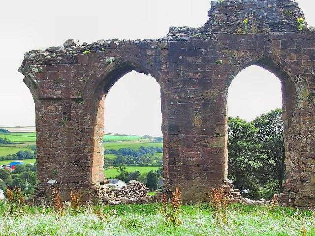 Egremont Ruins
