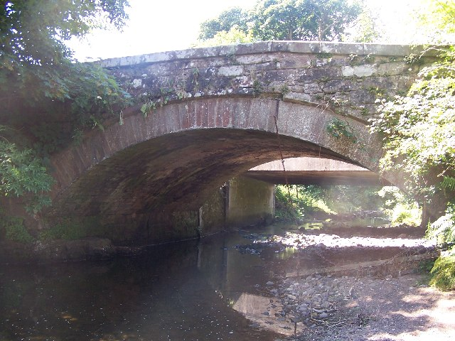 Bridgend old road bridge