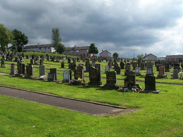 Gourock cemetery