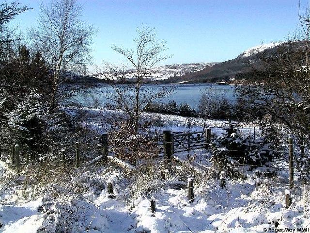Torside Reservoir, Longdendale