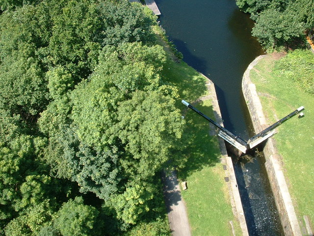 Forth & Clyde Canal lock
