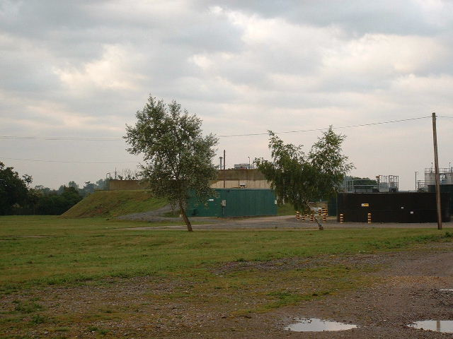 Tangmere Water Treatment Works