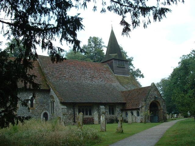 Walberton Church