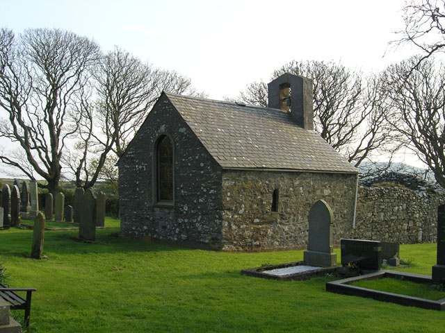 Old Lonan (St Adamnan's) church