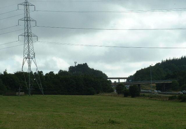 M5 near Milbury Heath