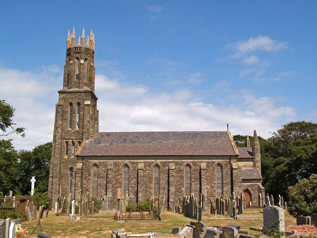 Ballaugh church