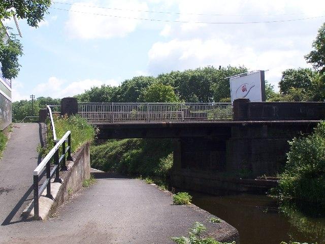 Lambhill Bridge