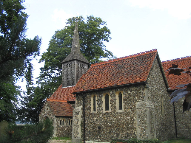 St. Mary's Church, Stapleford Tawney, Essex