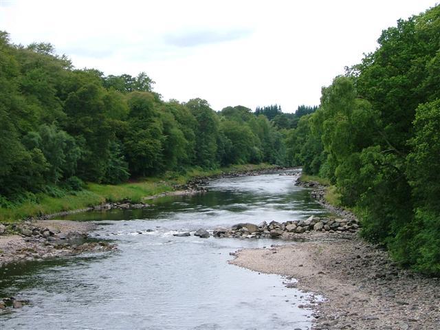 River Dee, Banchory