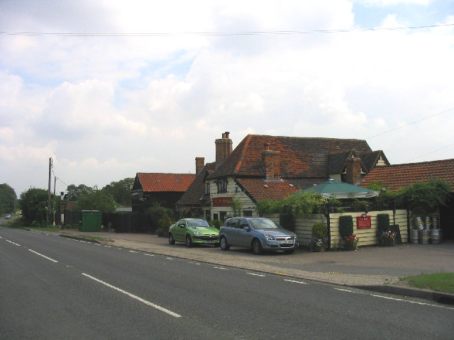 Woodman Public House, London Road, Stanford Rivers, Essex