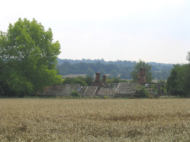 Derelict Farm Buildings, Berwick Lane, Stanford Rivers, Essex