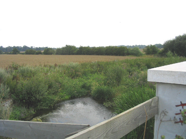 River Roding at Shonks Mill Bridge, Stanford Rivers, Essex