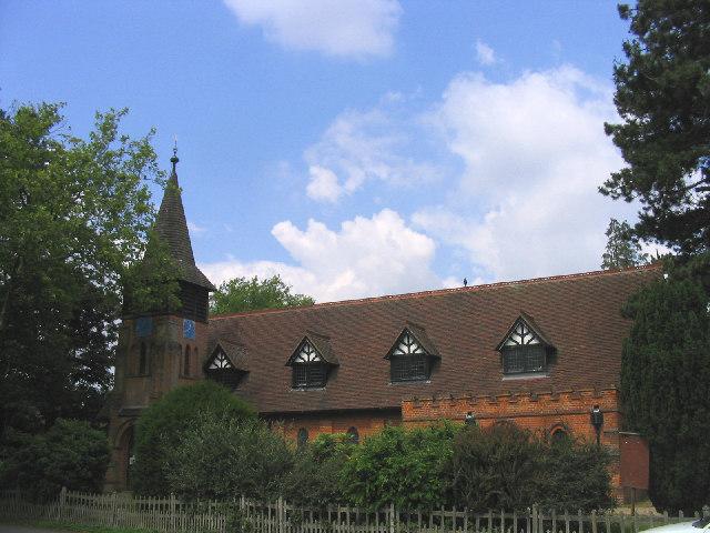 St. Nicholas Church, Kelvedon Hatch, Essex