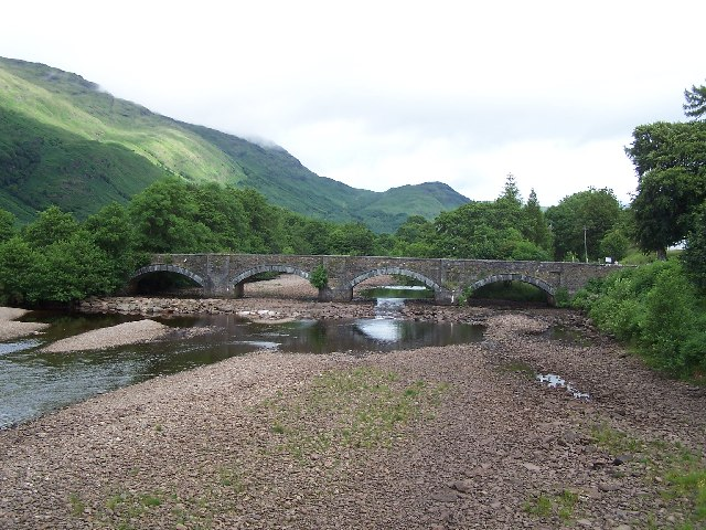 River Fyne old bridge