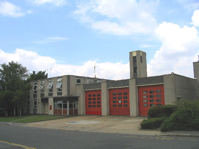 Fire Station, Brentwood, Essex