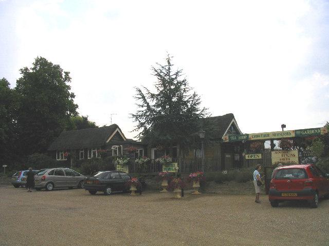 Crowthers Garden Centre, Abridge, Essex