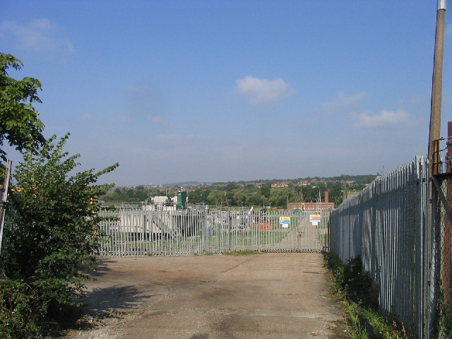 Sewage Works, Nags Head Lane, Brentwood, Essex