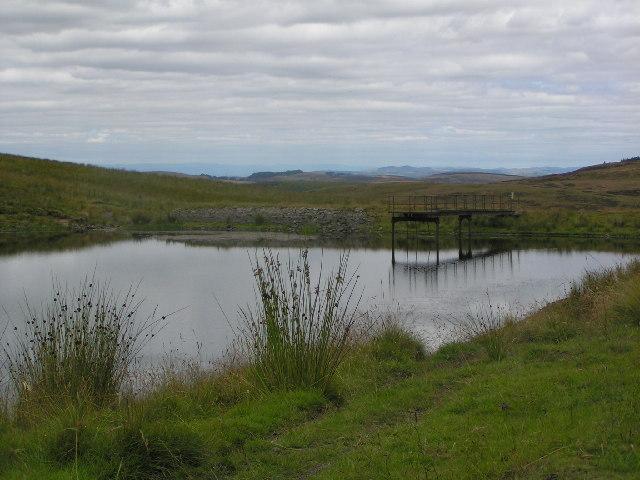 Stronachie Reservoir