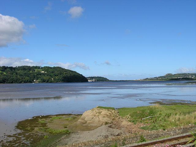 Conwy Estuary from Llansanffraid