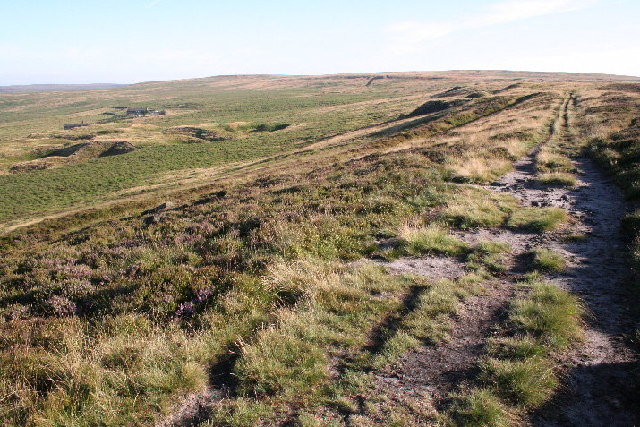 Footpath, Deer Stones Edge