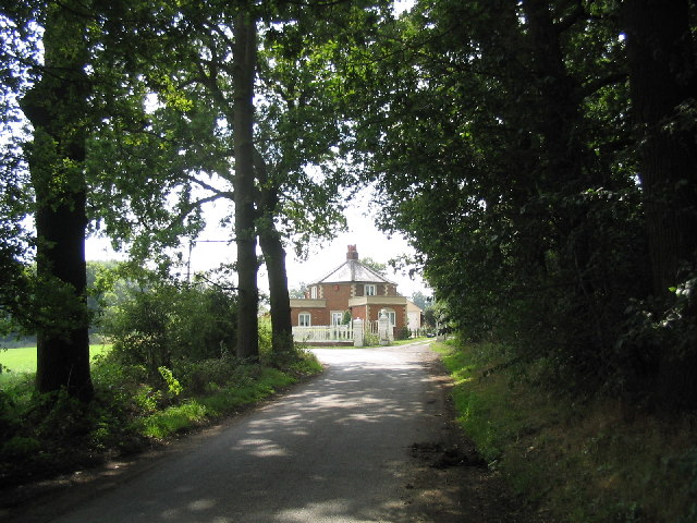 Albyns Lane, Passingford Bridge, Essex