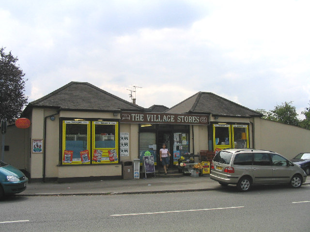 The Village Stores, Kelvedon Hatch, Essex