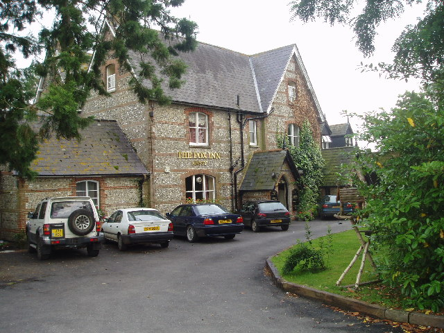 The Fox Inn at Ansty