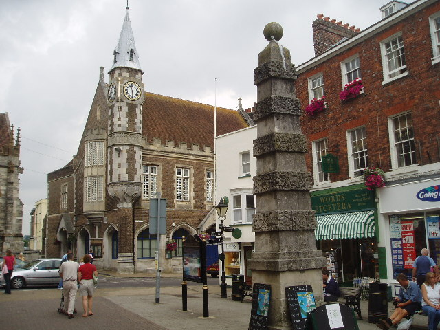 Town Pump and the Corn Exchange