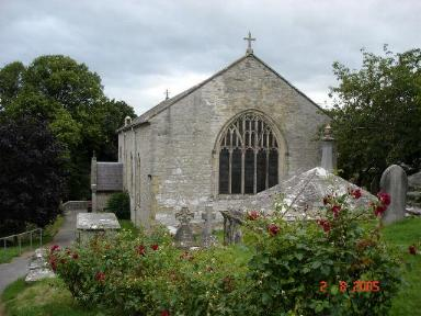Henllan Parish Church