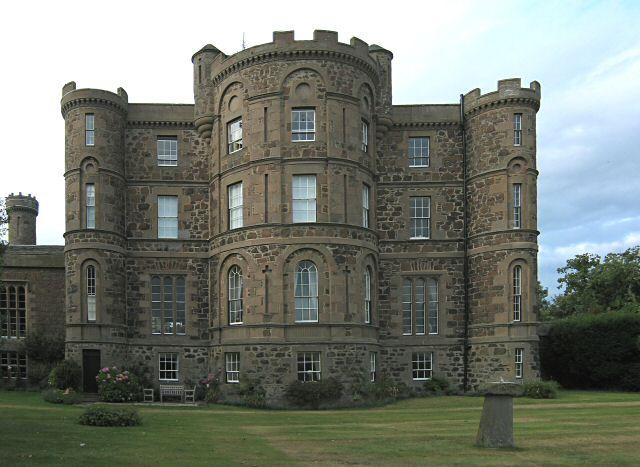 Pitfour Castle