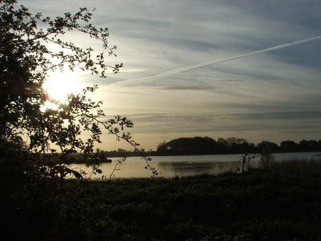 Holywell Pond