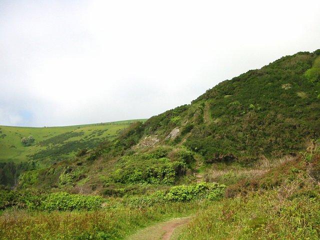 Hendersick Cliff