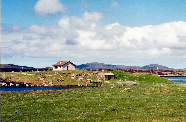 Tigh Alasdair - cottage near Saighdinis