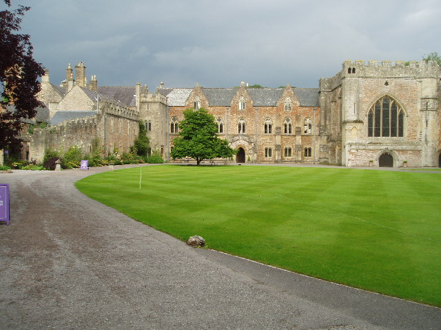 Bishop's Palace at Wells