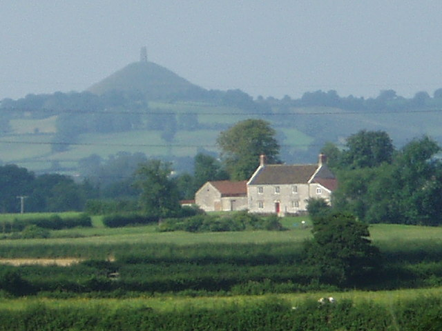 Glastonbury Tor seen from North Wootton