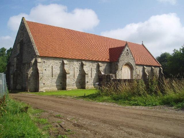 Medieval Barn at Pilton
