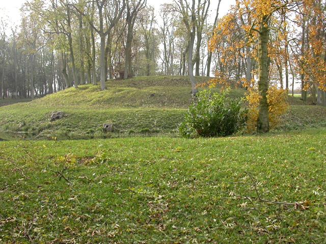 Snail Mound, Lyveden New Bield
