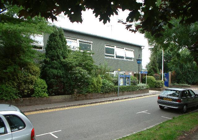 Addington Police Station