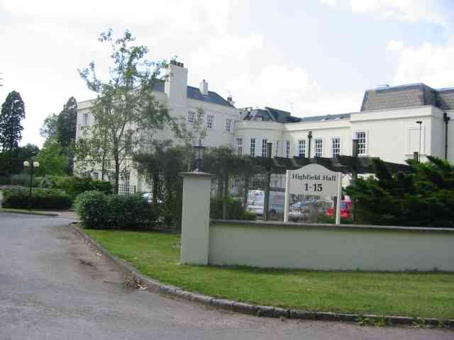 Highfield Hall at Tyttenhanger  St Albans