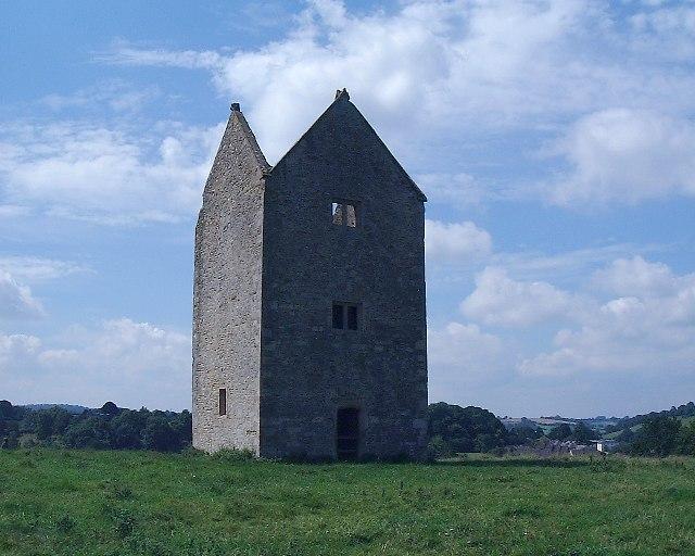 Dovecote overlooking Bruton