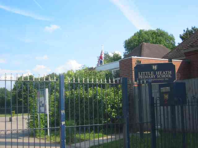 Primary School at Little Heath