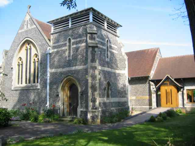 C of E Church at Little Heath